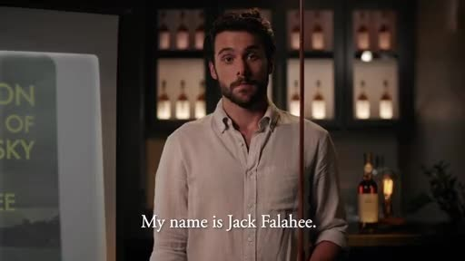 Jack Falahee gives a quick education on the Oban distillery – one of Scotland's smallest distilleries producing an incredibly smooth, craft whisky. It's Pronounced OH-Bin.