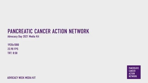 Pancreatic Cancer Action Network Rallies Survivors, Caregivers And Celebrities To Use Their Voice, Calling On Congress To Fund Research For World's Toughest Cancer