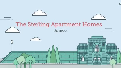 Aimco was honored for its sensitive rehabilitation of The Sterling Apartment Homes which preserves the building's rich history while transforming amenities to complement the lifestyles of today's residents.