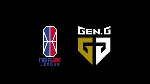 Gen.G Unveils NBA 2K League Team Name and Logo at the Asia-Pacific Invitational in Seoul, South Korea