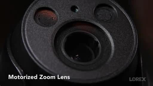 Lorex Motorized Varifocal Lens
