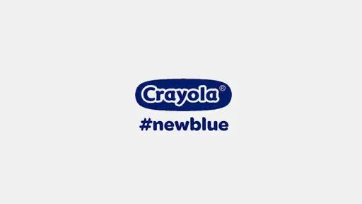 "The Vote Is In: Crayola's New Blue Crayon Finally Has a Name – ""Bluetiful""!"