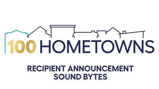 '100 Hometowns' Revealed: Lowe's Announces 100 Community Impact...