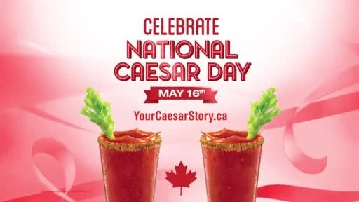 VIDEO: Canadian comedy legend, Dan Aykroyd recognizes Canada's unsung heroes in celebration of National Caesar Day.