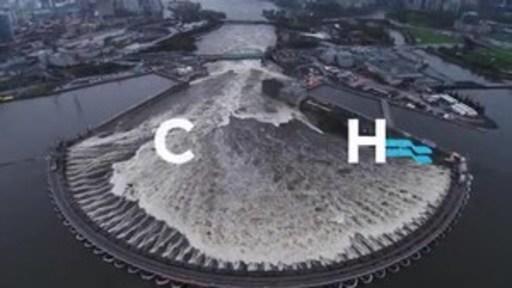 VIDÉO : Après un siècle, le public a de nouveau accès aux chutes de la Chaudière