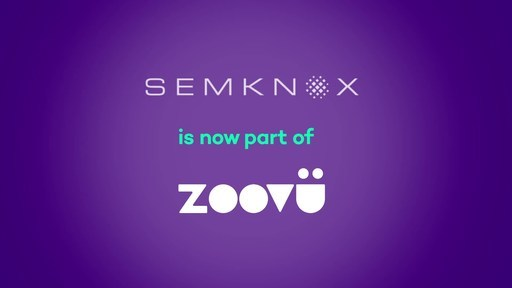 Zoovu merges with Semknox to create world's first no-code contextual customer experience platform. How it works: