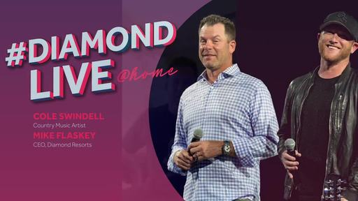 Diamond Resorts Announces Live At-Home Concert and Event Series
