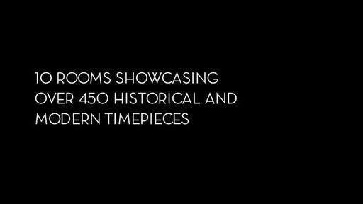 Patek Philippe Grand Exhibition Teaser Video