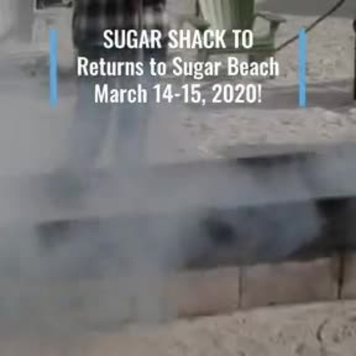 VIDEO: Sugar Shack TO, presented by Redpath, returns to Sugar Beach March 14-15, 2020. Bring all your sweeties and celebrate the end of winter with ice activities, warming station, live entertainment and of course tons of fresh maple taffy.