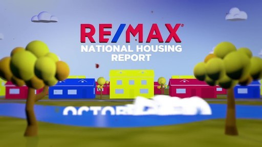 RE/MAX National Housing Report for October 2020