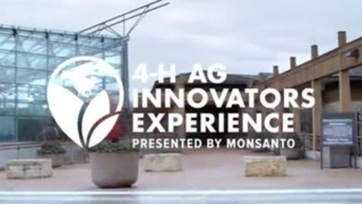 4-H Ag Innovators Experience Marks Fifth Year of Helping Youth Apply Critical Thinking and STEM Skills to Solve Agriculture Challenges