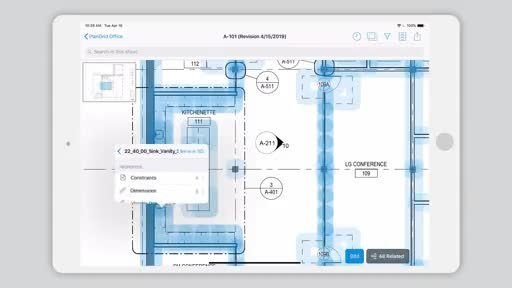 PlanGrid Delivers BIM Data in 2D and 3D Directly to Mobile