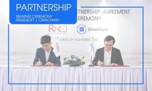Rikkeisoft and Oraichain to Expand AI Blockchain Technology...