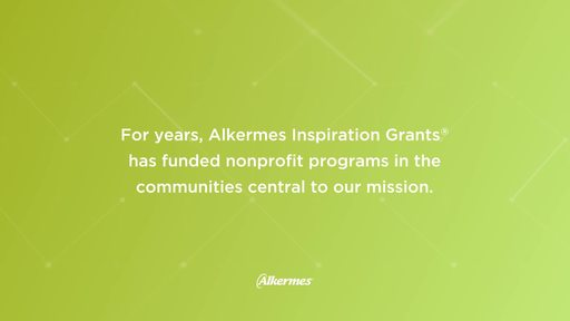 Learn more about the Alkermes COVID-19 Relief Fund