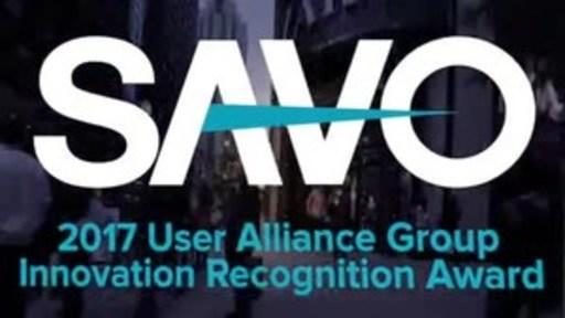 Canon Europe Wins 2017 SAVO SUAGIR Award