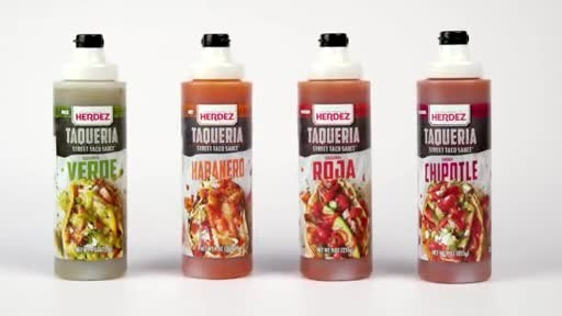 Sebastian Friedman, brand manager at MegaMex Foods, discusses the launch of the new HERDEZ® Brand Taqueria Street Sauces