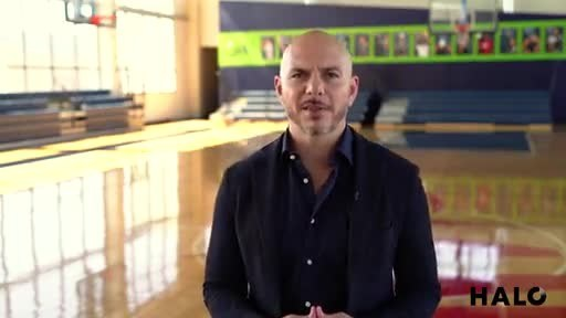 Pitbull announces partnership with HALO Hydration Drink