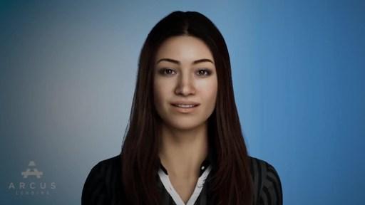Introducing Rachel: Arcus Lending Creates Mortgage Industry's First Digital Human