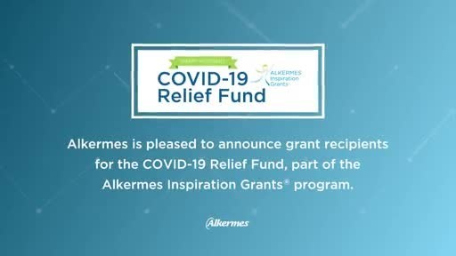 Alkermes Awards Covid 19 Relief Fund Grants To 10 Innovative Programs Designed To Address Challenges For Patient Communities
