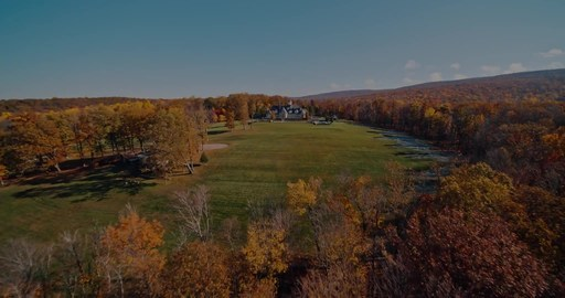 On Saturday, Dec 5, 2020, Platinum Luxury Auctions is offering this multimillion-dollar estate in the heart of Ligonier, PA to the highest bidder via *luxury auction.*® Although the 100-acre property - affectionately named *Whose Woods* - has never previously been listed for sale, it will now be sold at auction without reserve. This marks Platinum's fourth property auction in Ligonier. The firm sold each of its three previous auction properties there. Learn more at LigonierLuxuryAuction.com.