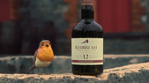 World's Most Awarded Single Pot Still Irish Whiskey[1], Redbreast®, Brings Its Iconic Mascot To Life With New Digital Ad Series