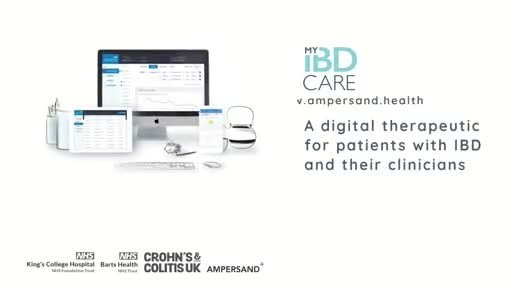 A digital therapeutic for patients with IBD and their clinicians