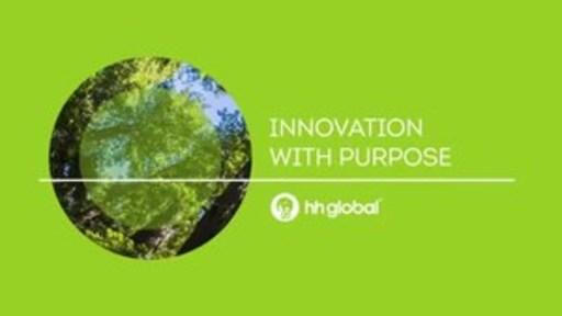 HH Global Escolhas Sustentáveis na execução de marketing