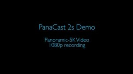 PanaCast 2s and Intelligent Vision demo