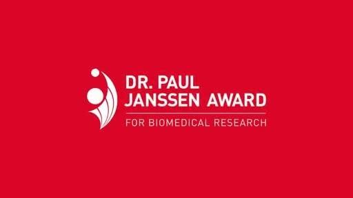 Arthur Horwich, M.D., winner of the 2019 Dr. Paul Janssen Award for Biomedical Research