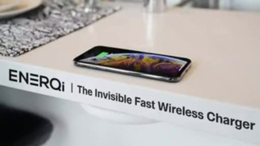ENERQi   'The Invisible Fast Wireless Charger'