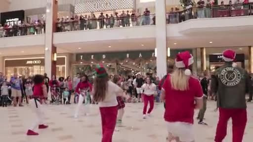 Florida Police Officers Disrupt Flash Mob ... Then This Happens