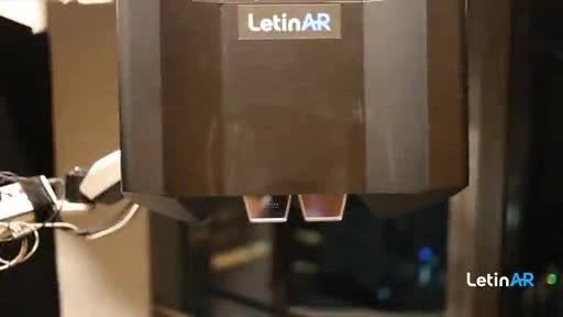 LetinAR develops an optical system for AR smart glasses, which plays the same role as smartphone displays.