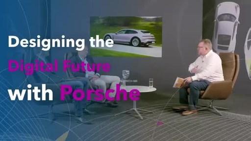 Projetando o Futuro Digital na Porsche com os executivos Mattias Ulbrich e Dr. Oliver Seifert no Top Highlight do 2021 Global SAFe® Summit