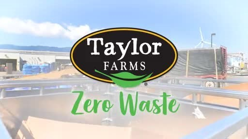 Taylor Farms' Zero Waste Program achieves TRUE Platinum Certification.
