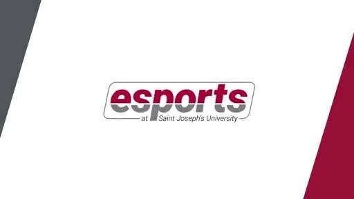 Saint Joseph's University Launches Multi-Faceted Esports Program