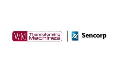 Sencorp and WM Thermoforming Machines Unite in Strategic Partnership