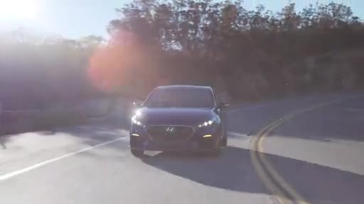 Hyundai Debuts First U.S. 'N Line' Model with 2019 Elantra GT Lineup