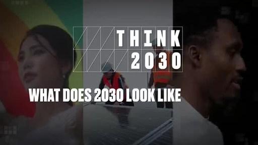 2030年从今天开始,为未来创造一场运动