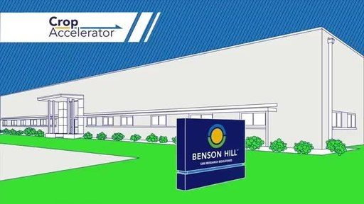 Benson Hill Opens New Crop Accelerator to Further Accelerate Product Development to Meet Growing Market Demand
