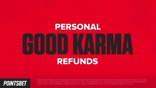 PointsBet Launches First-of-its-Kind Personal Good Karma Refund