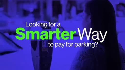 Residents and visitors can easily and safely pay for parking on their mobile devices and avoid touching the physical equipment.