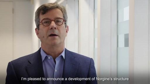 Norgine B.V. Announces New European Healthcare Subsidiary To...