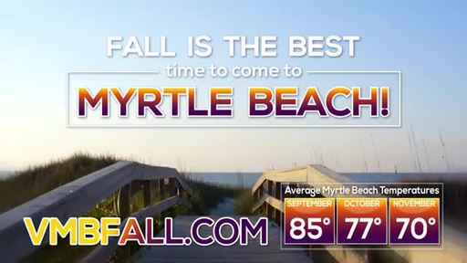 Fall In Love With Myrtle Beach, SC