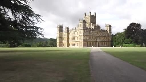 Highclere Castle - home of Downton Abbey - is now available to book on Airbnb