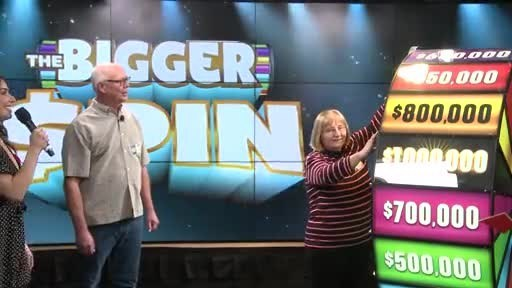VIDEO: Kitchener Resident Spins Her Way to $600,000 with OLG's Newest Lottery Game - The Bigger Spin