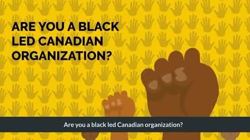 在新冠疫情期间,CILAR收到了数百份加拿大黑色Led商业赠款申请