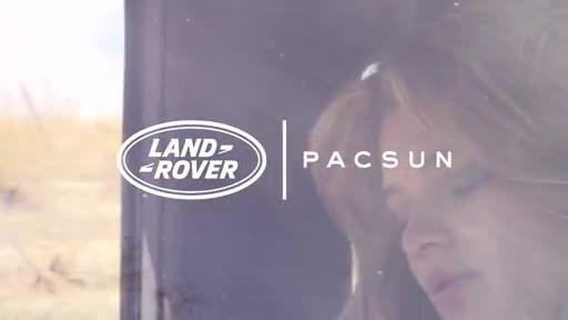Pacsun Elevates Pre-Fall Campaign with British Premium SUV Brand Partner Land Rover