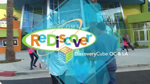 Discovery Cube Celebrates The Return Of Science! Orange County and Los Angeles Locations Reopen May 28, 2021