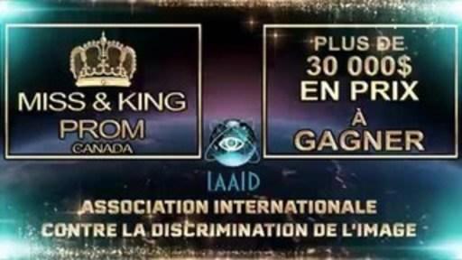 Vidéo : L'Association internationale contre la discrimination de l'image est fière de lancer cette année sa campagne de sensibilisation comprenant un nouveau concours novateur et socialement responsable.