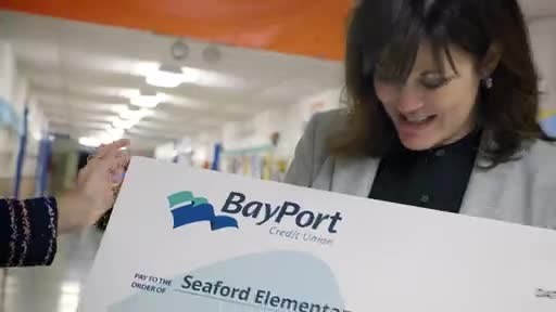 This year, BayPort Credit Union will be giving away over $100,000 in scholarships and grants to students and teachers. Scholarship application deadline for the 2019-2020 school year is April 12. To learn more, visit bayportcu.org.